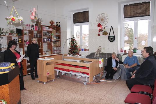 Nemocnice Vimperk